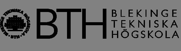 Logo BTH svart